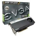 eVGA GeForce GTX 670 4GD5 Supercloked+