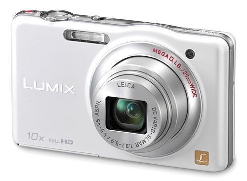 Panasonic Lumix DMC-SZ7 (Blanc)