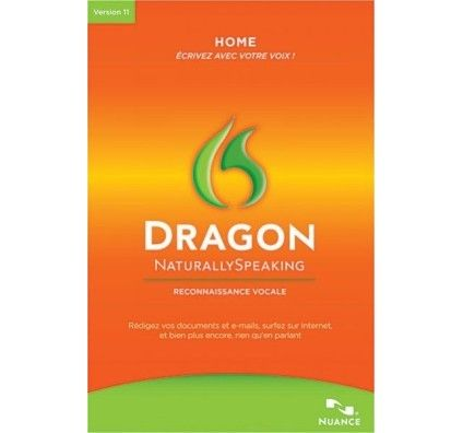 Dragon NaturallySpeaking 11.5 Home - PC