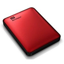 WD My Passport USB 3.0 1To (Rouge)