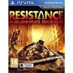 Resistance : Burning Skies - PS Vita