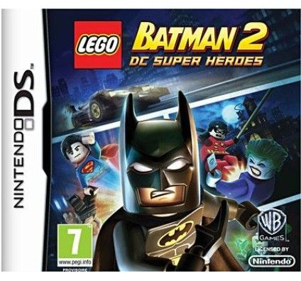 Lego Batman 2 : DC Super Heroes - Nintendo DS