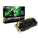 MSI GeForce N680GTX Lightning 2Go