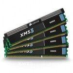 Corsair XMS3 DDR3-1600 CL11 32Go (4x8Go) - CMX32GX3M4A1600C11