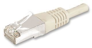 Cable RJ45 CAT6 FTP 10m (Gris)