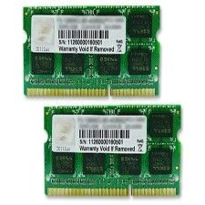 G.Skill So-Dimm SQ DDR3-1600 CL11 8Go