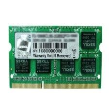 G.Skill So-Dimm SQ DDR3-1600 CL9 4Go