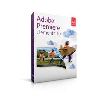 Adobe Premiere Elements 10 - Mac