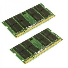 Kingston So-Dimm Mac Memory DDR3-1333 8Go (2x4Go)