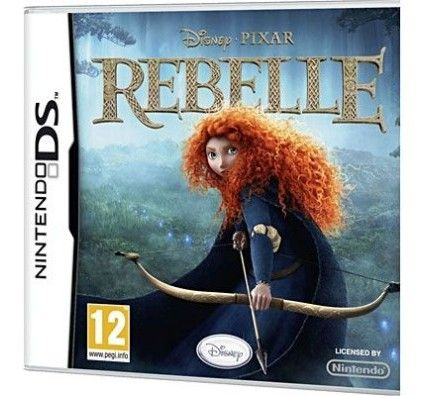 Rebelle - Nintendo DS