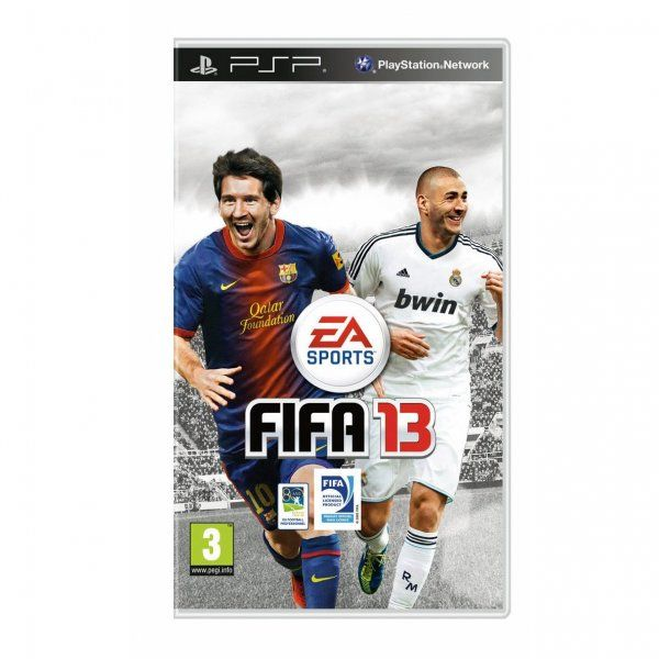 fifa 13 psp jeux vid o psp acheter au meilleur prix. Black Bedroom Furniture Sets. Home Design Ideas