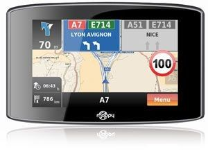 Mappy Iti S436 - Europe