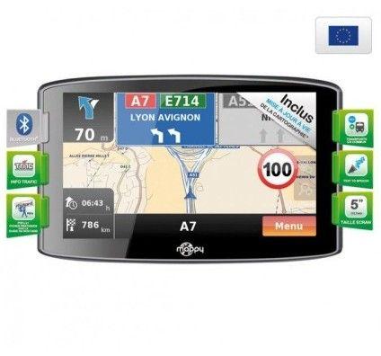 Mappy ulti S539 - Europe