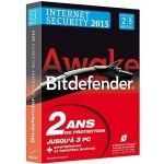 Bitdefender Internet Security 2013 - Licence 2 ans 3 postes - PC