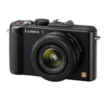 Panasonic Lumix DMC-LX7 (Noir)