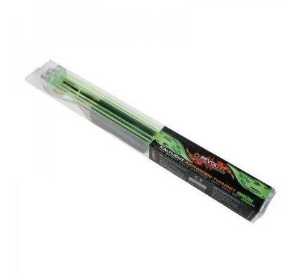 Revoltec RM125 Kit 2 Néons 30 cm (Vert)
