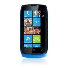 Nokia Lumia 610 (Bleu)