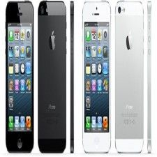 Apple iPhone 5 - 64Go (Blanc/Argenté)