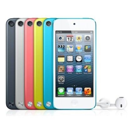 Apple iPod Touch 5G 32Go (Noir/Ardoise)
