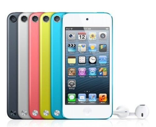 Apple iPod Touch 5G 32Go (Jaune)