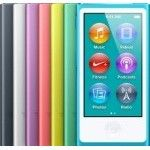 Apple iPod Nano 7G 16Go (Bleu)