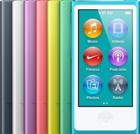 Apple iPod Nano 7G 16Go (Violet)