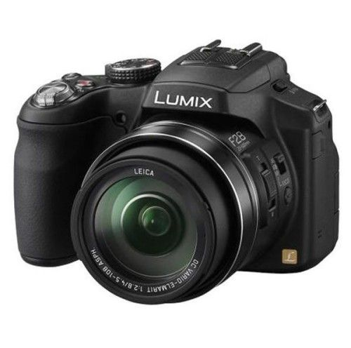 Panasonic Lumix DMC-FZ200 (Black)