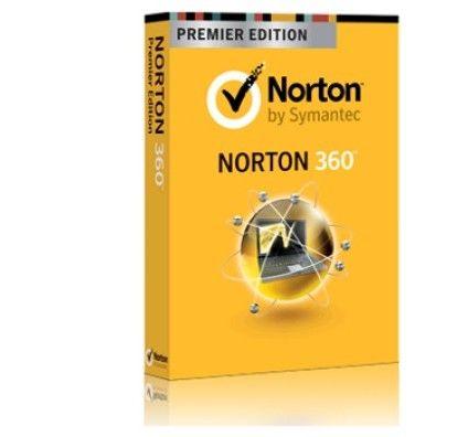 Norton 360 Premier Edition v7 - Licence 3 postes 1 an - PC