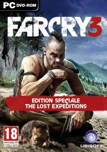 Far Cry 3 - Edition Spéciale : The Lost Expeditions - PC