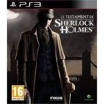 Le Testament de Sherlock Holmes  - Playstation 3