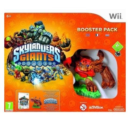 Skylanders Giants - Booster Pack - Wii