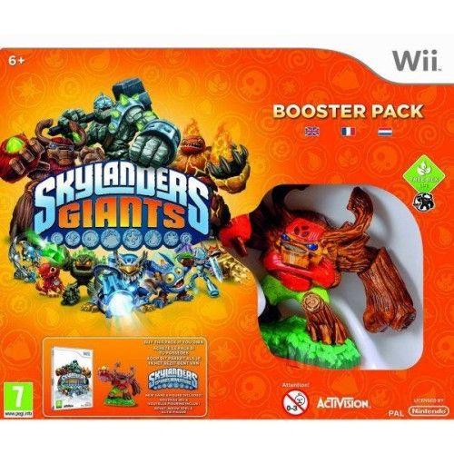 Skylanders Giants - Booster Pack - Wii
