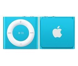 Apple iPod Shuffle 5th Generation 2Go (Bleu)