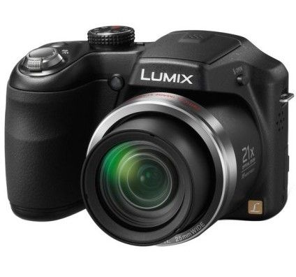 Panasonic Lumix DMC-LZ20 (Noir)