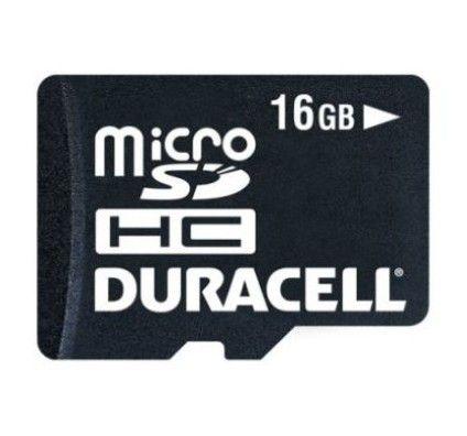 Duracell Micro SDHC 16Go