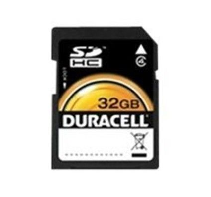 Duracell SDHC 32Go Class 4