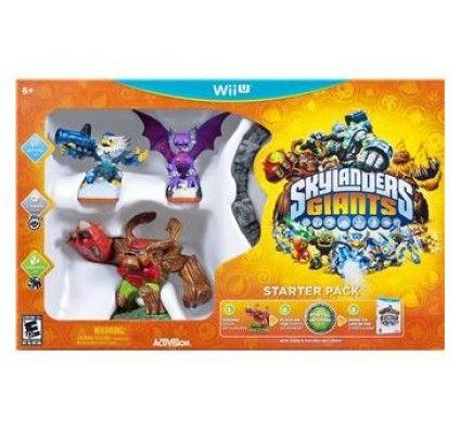 Skylanders Giants - Starter Pack - Wii U