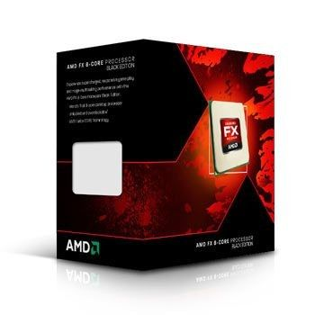 AMD FX 6350 (3.9 GHz - AM3+) Black Edition