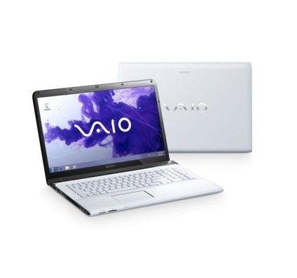 Sony VAIO SVE1512C6EW Blanc (Pentium DC B980)