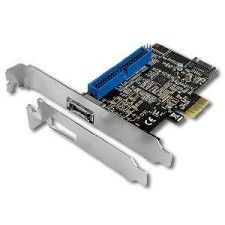 Connectland Carte PCI Express Combo SATA III & IDE