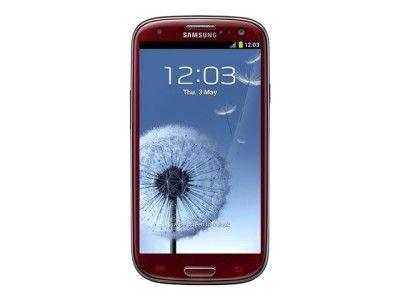 Samsung Galaxy S III (I9300) 16Go - Rouge