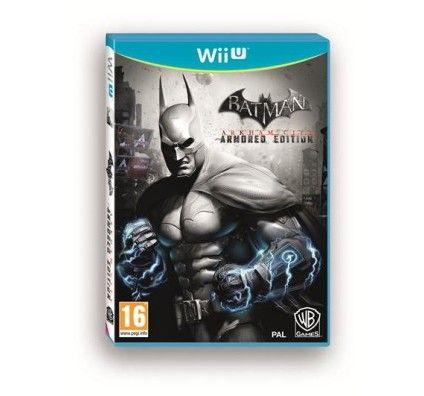 Batman Arkham City : Armored Edition - Wii U