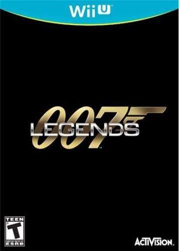 007 Legends - Wii U