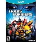Transformers Prime - Wii U