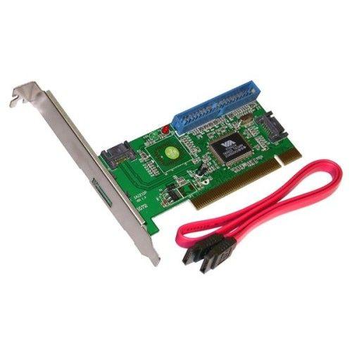 Advance Carte Adaptateur SATA et IDE PCI-ST101