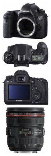 Canon EOS 6D + 24-70mm