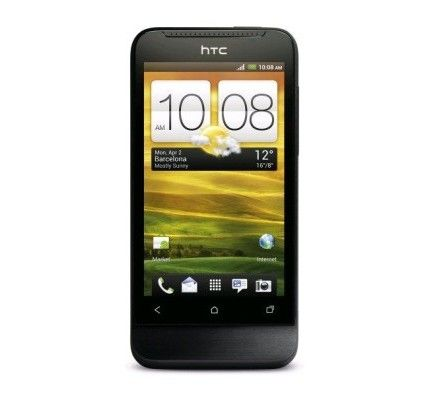 HTC One V Black Obsidian