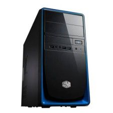 Cooler Master Elite RC-344 USB 3.0 (Noir & Bleu)