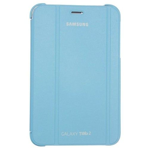 "Samsung Book Cover Galaxy Tab 2 7"" (Bleu)"