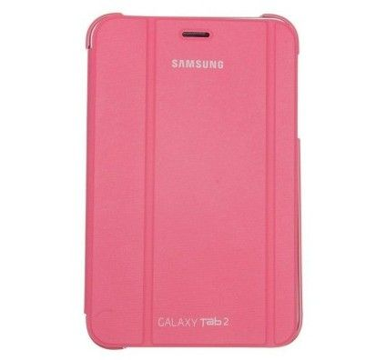 "Samsung Book Cover Galaxy Tab 2 7"" (Rose)"